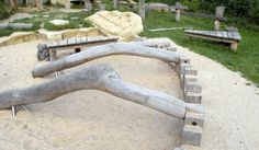 The great wooden playgrounds of Berlin | KaBOOM!