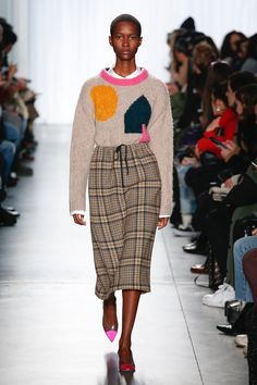 Creatures Of Comfort Fall 2018 Ready-to-wear Fashion Show Collection