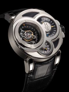Harry Winston Histoire de Tourbillion collection 2