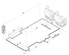 Ford Transit Vehicle Layouts