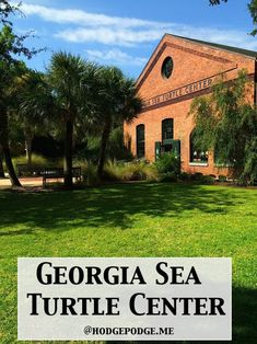Click here to see what @hodgepodgemom's thought of her trip to Jekyll Island!