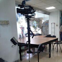 """""""Camera Estabilizer #MOVCAM #SENA #Camera #SONY #XDCAM #EX3 #Monitor #SONY #Baterias #RED #DigitalCinema."""""""