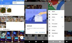 Google Fotoğraflar için hazırlanan son güncelleme, kullanıcılara ana ekrandaki fotoğrafları arşive kaldırma imkanı sağlıyor. Böylelikle hem ana ekranı düzenlemek kolaylaşıyor hem de bazı özel fotoğrafları kişiselleştirmek mümkün oluyor. Google Fotoğraflar arşiv özelliğini kullanmak için...   http://havari.co/google-fotograflar-arsiv-ozelligiyle-ana-ekrani-duzenlemeyi-kolaylastiriyor/