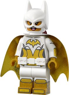 White Batman Lego : white, batman, Batman, Ideas, Batman,, Suit,