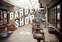 Nike Barbershop | The Inspiration Room