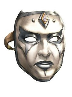 Mask from an evil god in pathfinder