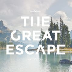The Great Escape - Faunascapes Art Print by WhatWeDo Copenhagen