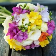 By the Beach Bridal Bouquet - By the Beach Bridal Bouquet > View Full-Size Im...   Beach, Bouquet, Purchased, Aud, Great   Bunc