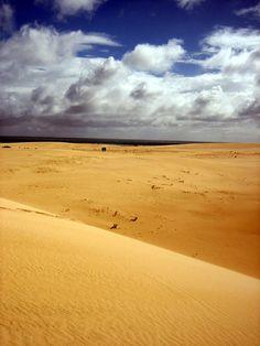 Corralejo Desert - Corralejo, Fuerteventura by Petter During