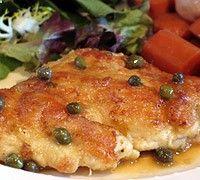 Chicken Piccata Circulon