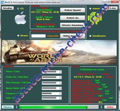 World At Arms Astuce Cheat Triche