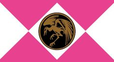 Pink Mighty Morphin Ninja Ranger: Crane Power Rangers Logo, Pink Power Rangers, Power Rangers Movie, Amelia, Power Ranger Party, Mighty Morphin Power Rangers, The Power Of Love, Illustrations And Posters, Beast