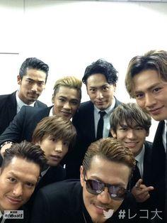 Imaichi Ryuji & Tosaka Hiroomi & Iwata Takanori & Yamashita Kenjiro & Elly & Naoto & Naoki Sandaime J Soul Brothers & Atsushi