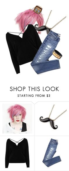 """""""YouTube Genderbend: Markiplier"""" by digitalempress ❤ liked on Polyvore featuring River Island and Hot Topic"""
