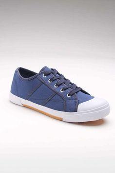 Zig-Zag Footwear Canvas Sneaker