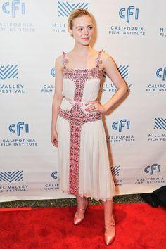 Elle Fanning in Prada - 20th Century Women screening, San Rafael – October 13 2016