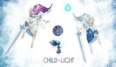 Child of Light - Auroras by Rousteinire on deviantART