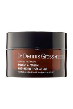 Dr. Dennis Gross Skincare Ferulic + Retinol Anti-Aging Moisturizer, $72; sephora.com