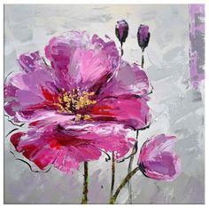 Αποτέλεσμα εικόνας για çiçekli boyama kanvas tablo