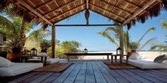 In southern Bahia's hippie-chic beach mecca of Trancoso, no place is more luxurious or less trendy than Uxua Casa Hotel.