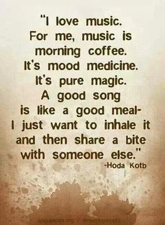 I love music!!!