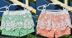 Polka dots are the perfect accessory! Polka Dot Shorts - FREE SHIPPING ON EVERY ORDER!