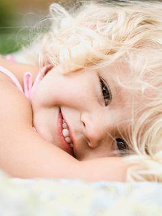 Such a pretty smile.