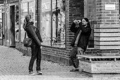 Street photography Ystad