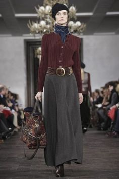 Ralph Lauren Fall Winter Ready To Wear 2013 New York