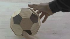 You Can Make a Wooden Soccer BallWith Some Masterful Carpentry