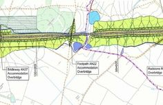 HS2 plan and profile maps: between London and the West Midlands