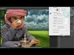 ▶ قص الصوره في الفوتوشوب بطريقه احترافيه - 2013 - photoshop cs6 - YouTube