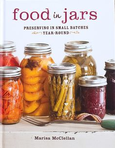 Written by a popular food blogger, showcases the wide variety small batch preserving offers every gardener. The author shares favorite recipes and delightful snippets from her childhood, while reveali