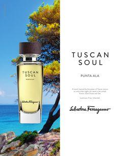 Salvatore Ferragamo Tuscan Soul Quintessential Collection - Punta Ala