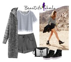 """""""Beautifulhalo-10"""" by ermansom ❤ liked on Polyvore featuring Carianne Moore, Rebecca Minkoff, women's clothing, women, female, woman, misses, juniors, beautifulhalo and bhalo"""