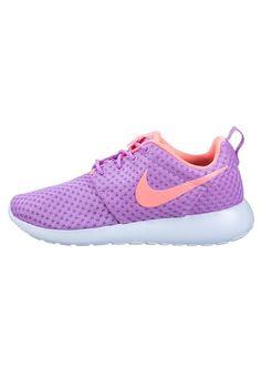 best loved 76365 a257e Nike Sportswear ROSHE ONE BR Tenisówki i Trampki fuchsia glow lava  glow white Basket