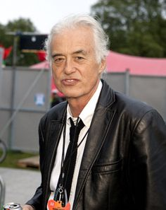 Jimmy Page, July 13, 2012 at Soundgarden concert, London