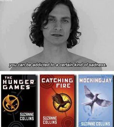 Gotye basically describing the entire Hunger Games fandom. Hunger Games Fandom, Hunger Games Humor, Hunger Games Catching Fire, Hunger Games Trilogy, Divergent Trilogy, Mocking Jay, Suzanne Collins, The Fault In Our Stars, My Escape