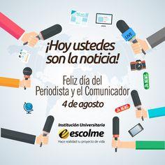@Escolmeeduco ¡Feliz día a todos los periodistas y comunicadores por mantenernos informados!