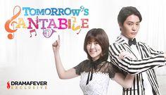 Tomorrow's Cantabile (a.k.a. Naeil's Cantabile) (노다메 칸타빌레 최종악장)  Starring Joo Won and Shim Eun Kyung