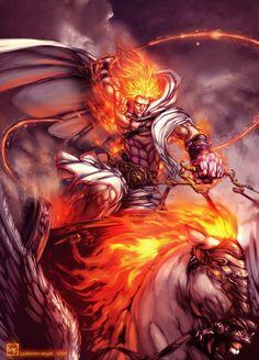 God Helios  Image by Give  Greek mythology
