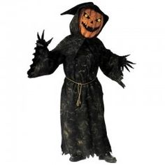 Click Image Above To Buy: Bobble Head Pumpkin Costume - Scary Costumes Pumpkin Reaper, Pumpkin Man, Scary Pumpkin, Unique Costumes, Scary Costumes, Adult Costumes, Costume Ideas, Pumpkin Halloween Costume, Halloween Masks