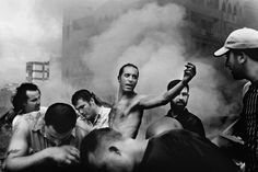 """Beirut, Lebano, 2006, after a bombing raid - From the serie """"Dies Irae"""" - Photo Paolo Pellegrin"""