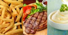 18 jednoduchých triků od šéfkuchařů, které vám ulehčí život Steak, Food, Essen, Steaks, Meals, Yemek, Eten