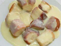 Czech Recipes, Ethnic Recipes, Slovakian Food, Wonton Wrappers, Snack Recipes, Snacks, Chocolate Desserts, Potato Salad, Vegetables