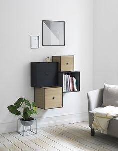Frame, il modulo contenitivo di by Lassen - Interior Break