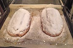 Christstollen - ultimativ -