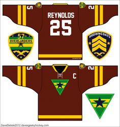 Firefly Hockey Jersey!! (Go Browncoats?)