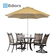 Ediors Deluxe Ivory 9 Ft Cantilever Hanging Patio Umbrella Freestanding Outdoor Parasol Adjustable Market Umbrella Black Aluminum Pole Polyester Red >>> Find out more about the great product at the image link. Cheap Patio Umbrellas, Patio Umbrella Lights, Rectangular Patio Umbrella, Pool Umbrellas, Offset Patio Umbrella, Outdoor Umbrella, Best Led Grow Lights, Aluminum Patio