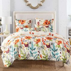 Molly 2/3pc Bedding Sets Size for Twin Full Queen king